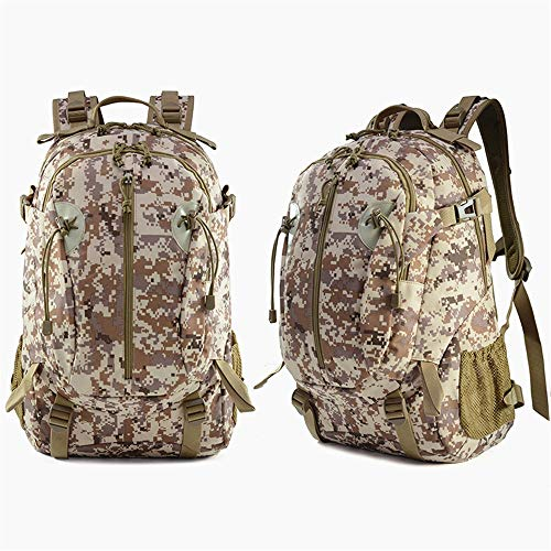 Bergbeklimmen tas Outdoor Camouflage rugzak wandelen multifunctionele tas Bagage Rugzak Leisure Fietstas grote capaciteit Combinatie Backpack Oxford Backpack kunnen aan uw wensen voldoen