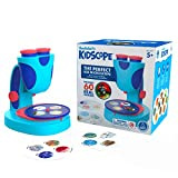 Educational Insights GeoSafari Jr. Kidscope, Microscope for Kids, STEM Toy, Christmas Gift for Boys & Girls, Ages 5+