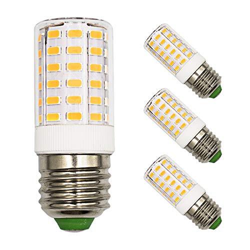 E27 LED Lamp 7W (60W-100W Equivalent) Niet-dimbaar Zacht Wit 3000K 1000 Lumen AC100V-265V Pack van 3