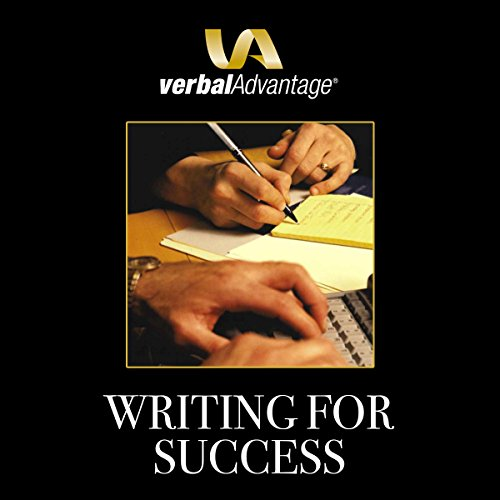 Writing for Success audiobook cover art