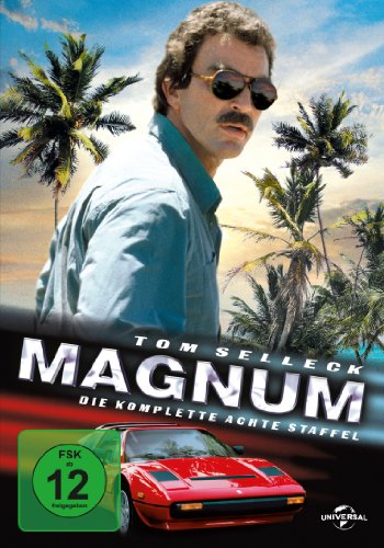 Magnum - Season 8 [3 DVDs]