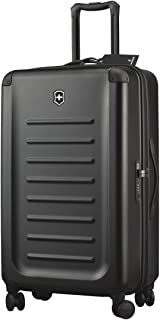 Victorinox Spectra 2.0 Large Hardside Spinner Suitcase, 30-Inch, Black