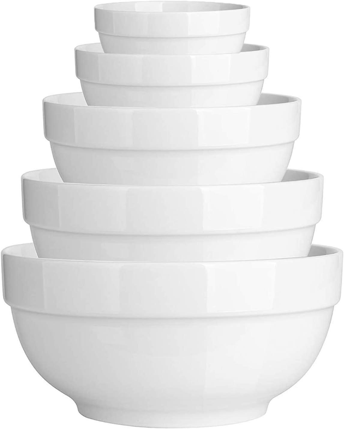 White Ceramic Dishes