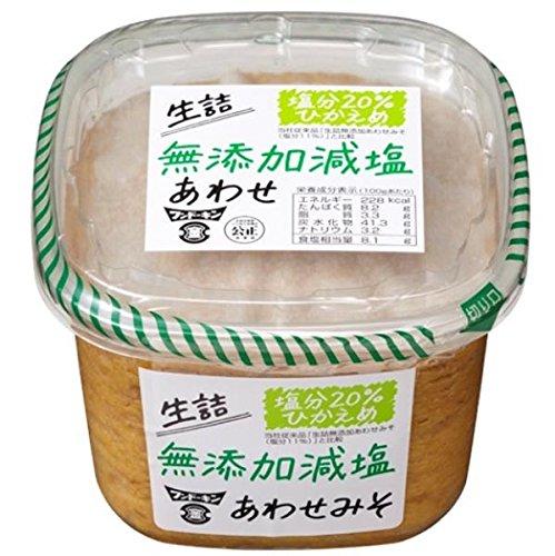 フンドーキ 生詰 無添加 減塩あわせ 850g