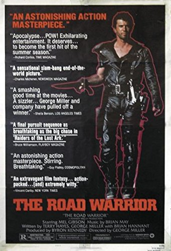 Close Up Mad Max II Poster The Road Warrior (68,5cm x 101,5cm) + Ü-Poster