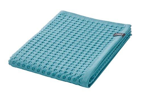 möve Piquée Handtuch 50 x 100 cm aus 100% Baumwolle, arctic
