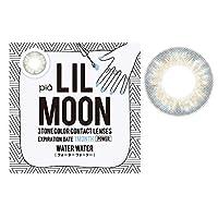 LILMOON 3トーン カラーコンタクトレンズ 1MONTH PWR:-1.50 ウォーターウォーター