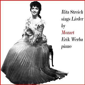 Rita Streich Sings Lieder By Mozart
