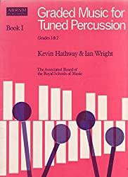 Graded Music For Tuned Percussion - Book I Grades 1-2. Partitions pour Xylophone, Marimba