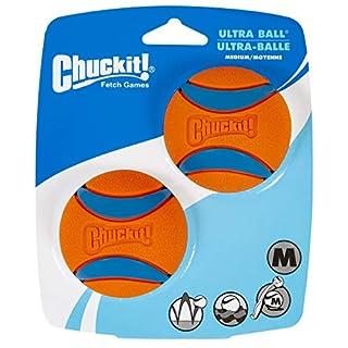 Perfekter Ball aus Naturkautschuk Durchmesser ca. 6,5 cm Hervorragende Sprungkraft Schwimmfähig Leicht zu reinigen