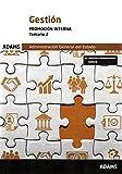 Temario 2 Gestión de la Administración del Estado, promoción interna