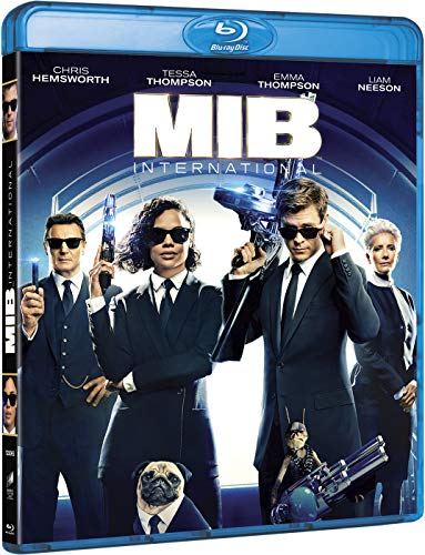 Men in Black: International (BD) [Blu-ray]