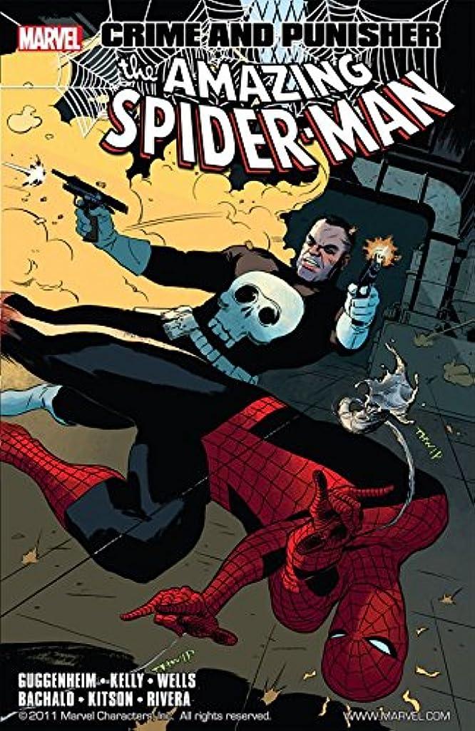 民主主義ディスカウント一人でSpider-Man: Crime and Punisher (English Edition)