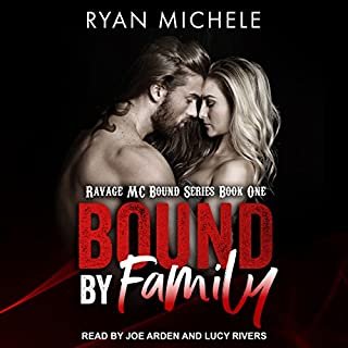 Bound by Family audiobook cover art