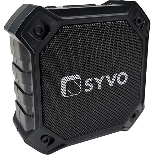 Syvo Sonix Bluetooth 5.0 Wireless IPX4 Super Bass, HD Sound,...