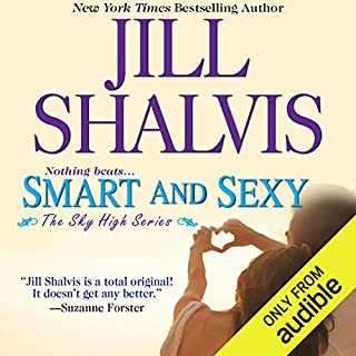 Smart and Sexy audiobook cover art