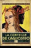 Arsene Lupin - La comtesse de Cagliostro