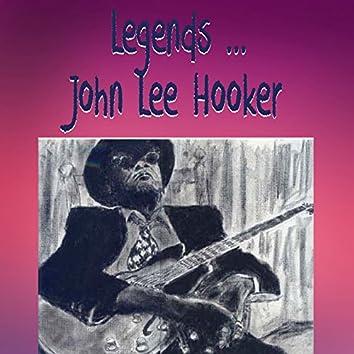 Legends: John Lee Hooker