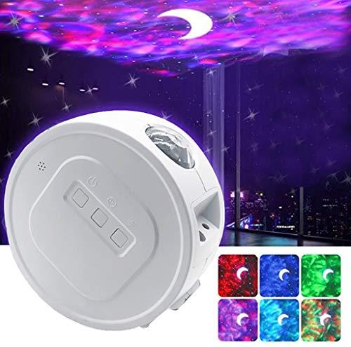 Stasone - Lámpara proyectora de noche para niños, adultos, decoración de fiestas, para dormir pacíficamente