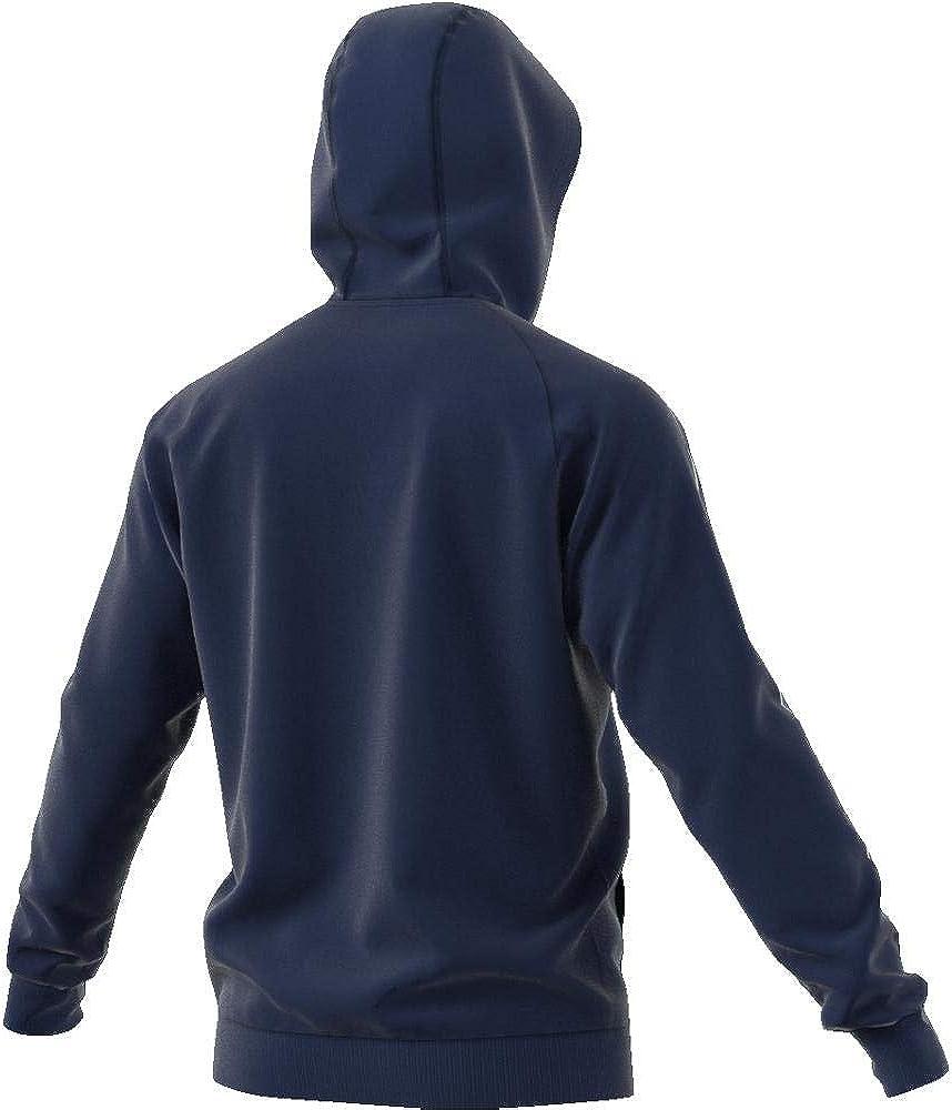 adidas Sweat à capuche Homme Dark Blue/White