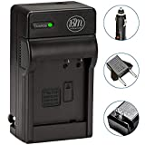 BM Premium DMW-BLG10 Battery Charger for Panasonic Lumix DC-ZS80 DC-GX9 DC-LX100 II DC-ZS200 DC-ZS70 DMC-GX80 DMC-GX85 DMC-ZS60 DMC-ZS100 DMC-GF6 DMC-GX7K DMC-LX100K Cameras - DMW-BTC9 Replacement