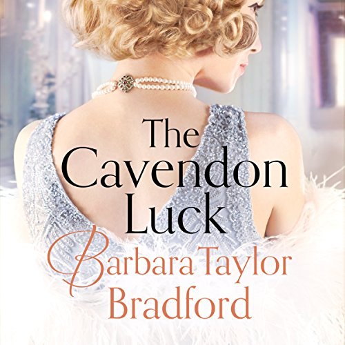 The Cavendon Luck audiobook cover art