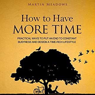 How to Have More Time cover art