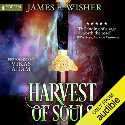 Harvest of Souls cover art