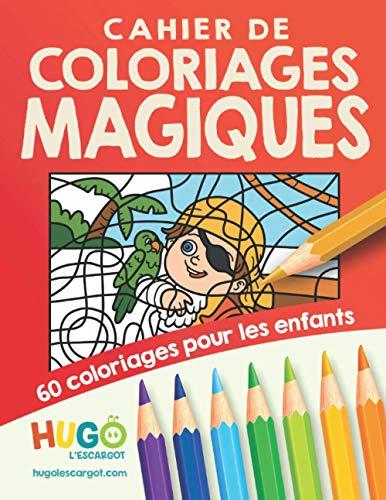 Cahier de coloriage magique