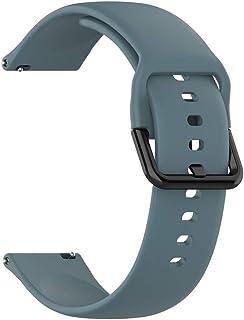 comprar comparacion riou Correa Compatible con Xiaomi Huami Amazfit GTS ,Correa de Reloj Banda de Reemplazo Silicona Suave Sports Pulsera Relo...