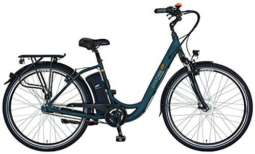 """Prophete E-Bike, 26\"""", Geniesser e8.6,Vorderradmotor, 36V, 250W, max. 30Nm, 7-Gang Nabenschaltung , SAMSUNG SideClick Lithium-Ionen, 36V, 10,4Ah (374Wh), Rücktrittbremse, Alu-Urban-Premium-Rahmen CUBUS"""
