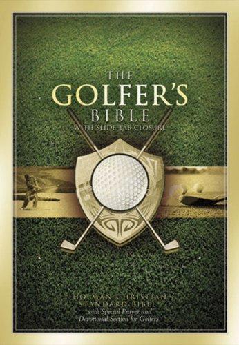 The Golfer's Bible: Holman Christian Standard Bible, Specialty, Compact, British Open Tan