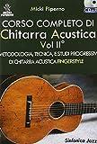 Corso completo di chitarra acustica. Con CD-Audio: 2