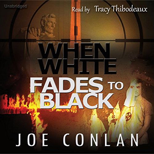 When White Fades to Black audiobook cover art