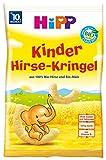 HiPP Kinder Hirse - Kringel Bio, 5er Pack (5 x 30 g)