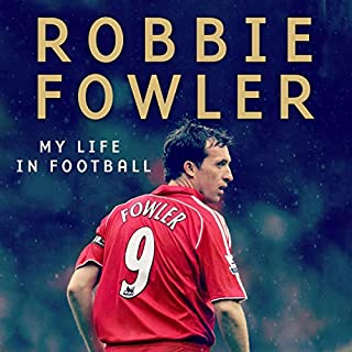Robbie Fowler cover art