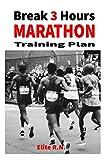 Break 3 Hours Marathon Training Plan: 16-week marathon training plan aims to get you across the line in under 3 hours.