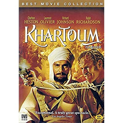 charlton heston movies dvd