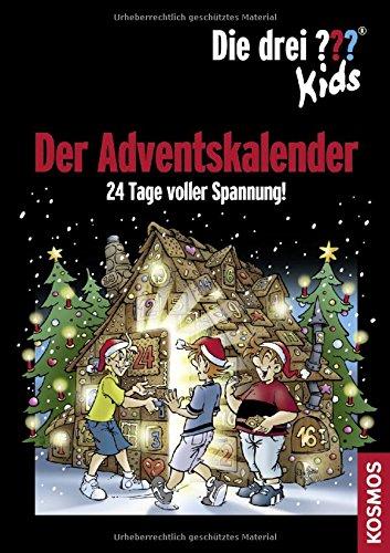 Die drei ??? Kids, Der Adventskalender: 24 Tage voller Spannung