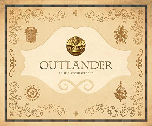 Outlander Deluxe Stationery Set (Science Fiction Fantasy)