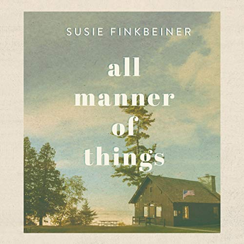 All Manner of Things audiobook cover art