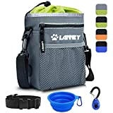 Dog Treat Pouch Pet Training Bag for Small to Large Dogs, Treat...