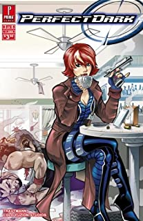 Perfect Dark: Janus' Tears comic (Issue 3)