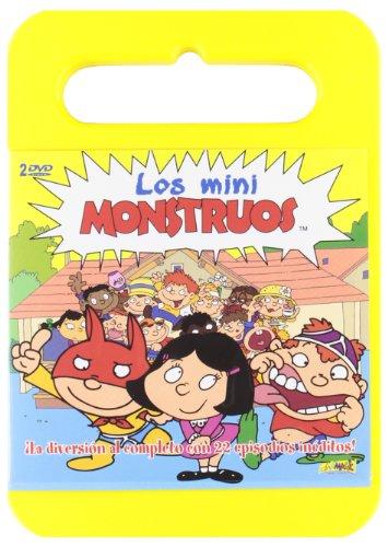 Los Mini Monstruos [DVD]