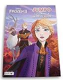 Anna, Kristoff, Elsa, Sven Coloring & Activity Book - 64 Pages