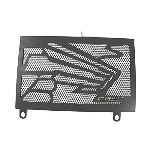 Supercharge Rejilla del Radiador Adecuado para HON-DA CB500X 2019 2020 Cubierta De Protección De Rejilla De Radiador Accesorios De Moto CB500X Protector De Enfriador De Agua
