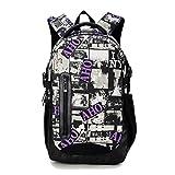Maod adolescentes Lienzo mochilas escolares Impresión...