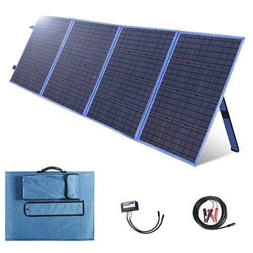 Paneles Solares Portatiles 200W Marca SARONIC