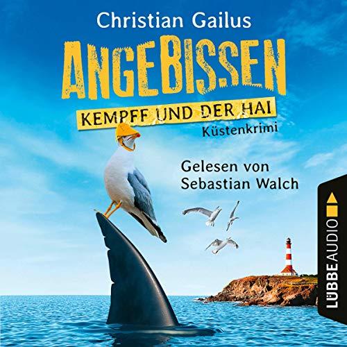 Angebissen - Kempff und der Hai Titelbild