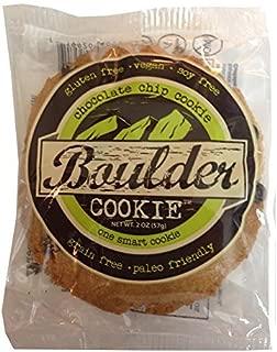 Gluten Free, Grain Free, Vegan, Paleo, Chocolate Chip Cookie, 6ct